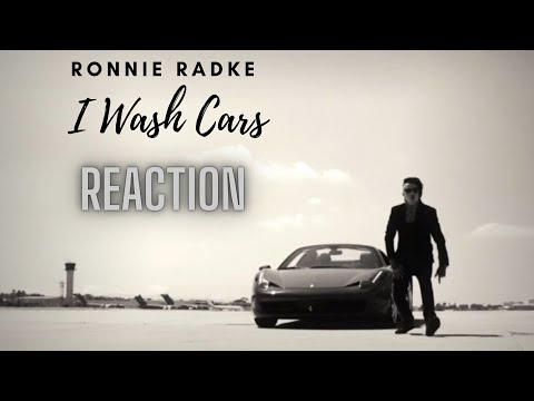 RONNIE RADKE, B - LAY - I WASH CARS [REACTION] {THEY REALLY DONE PISSED HIM OFF, HUH?}