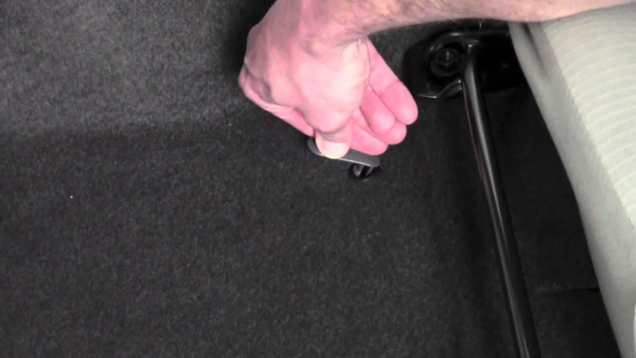 2011 Toyota Corolla Install Driver S Floor Mat How