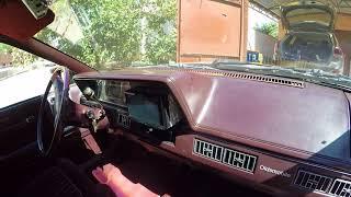 "oldsmobile cutlass ciera brougham авто из клипа "" Заточка """