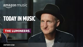 The Lumineers on Jimmy Sparks   Today In Music   Amazon Music