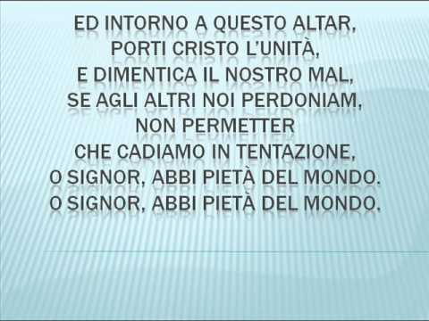 PADRE NOSTRO (Simon and Garfunkel).wmv