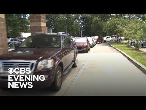 Hurricane Florence prompts evacuations orders along South Carolina coast