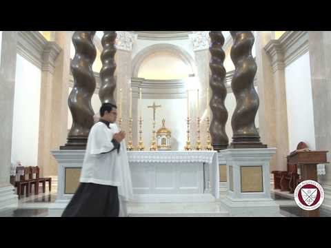 Mass for Sunday of the Sixth Week of Easter (Ordinary Form)   Thomas Aquinas College