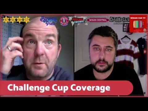 Ep 15 - Rugby League Ramble with the BBC's Rugby League Correspondent Dave Woods
