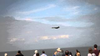 Herne Bay Air Show 2015 - Slow Flyby