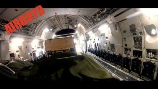 C-17 Sequential Air Drop - Alaska Air National Guard