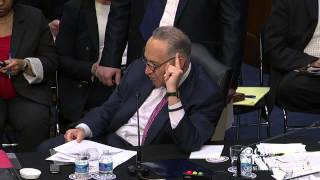 Schumer, Sessions spar over immigration, employment Free HD Video