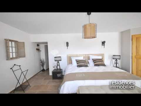PERNES-LES-FONTAINES - MAISON A VENDRE - 1 378 000 € - 495 m² - 12 pièces
