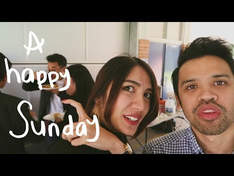 our happy Sunday in Sydney