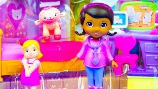 Doc McStuffins Toys Smiles & Hugs Bedroom Lambie Susie Sunshine Disney Toy thumbnail