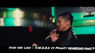 High and Low - S.W.O.R.D vs Mighty Warriors part 7