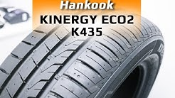 Hankook Kinergy eco2 (K435) /// обзор