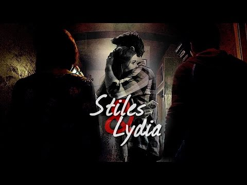they're pretty good together || Stiles/Lydia