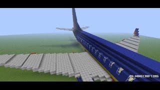 видео: Мой первый механический самолет в Minecraft Pe  0.12.1 : 0.12.2  :0.12.3 : 0.13.0