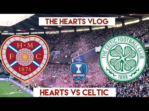 DISAPPOINTING DEFEAT!!! | Hearts VS Celtic | The Hearts Vlog Season 4 Episode 15