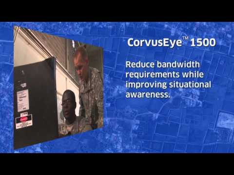 Exelis CorvusEye 1500 Wide Area Motion Imagery