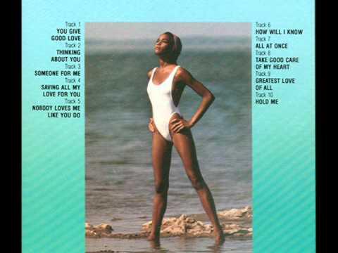 Whitney Houston & Jermaine Jackson - Take Good Care Of My Heart (1984)