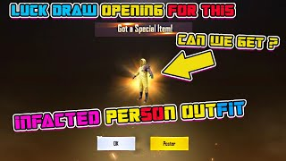REALLY I GOT THAT🤐🤐 | LUCKY DRAW OPENING FOR INFACTED PACIENT OUTFIT, POLICE CAR SKIN | LATEST
