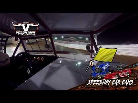 #51 Josh Beal - #Grinch40 Street Stock - 12-7-19 Volunteer Speedway - In-Car Camera