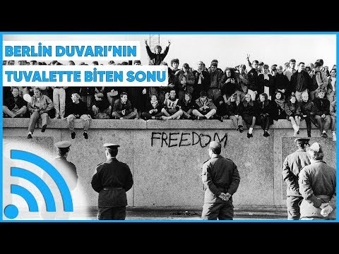 Berlin Duvarı Neden Yapıldı, Nasıl Yıkıldı?