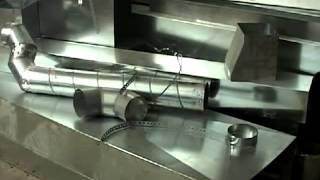 видео Вентиляция ресторана, вентиляция кафе в жилом доме