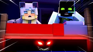 EIN MONSTER UNTER UNSEREM BETT?! - Minecraft [Deutsch/HD]
