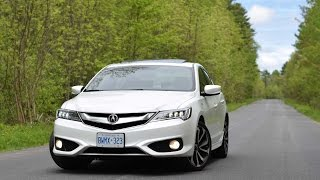 2016 Acura ILX A-SPEC Test Drive