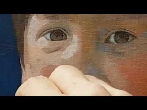 #BroodjeVerf 001 Portret schilderen in Amsterdam, Portrait painting by Liesbeth van Keulen Live from YouTube · Duration:  14 minutes 14 seconds