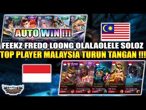 PERTARUNGAN SERU !!! TOP PLAYER MALAYSIA TURUN TANGAN !!! MALAYSIA VS INDONESIA ARENA CONTEST