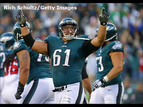 """McMullen """"Eagles think Wisniewski can do anything on Interior - he's clearly their best Left Guard"""""""