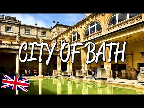 Historic City of Bath - UNESCO World Heritage Site