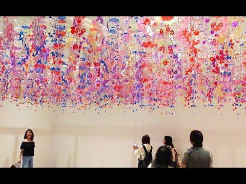 Sunshower Exhibition in Tokyo