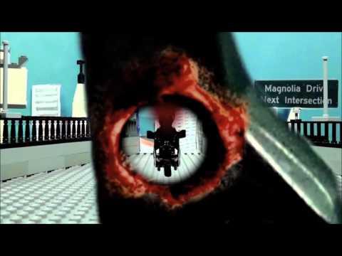 Видео: Лего Дедпул-2016 (лего-трейлер)
