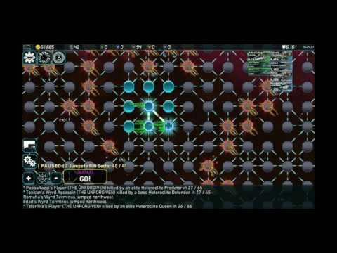 FVF HitSqaud vs Bamf 60vs60 - The Infinite Black