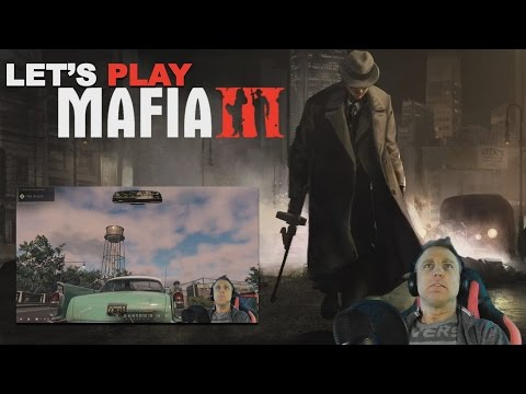 MAFIA 3 - Lets PLAY! (Spencer23$ Becomes a Gangsta! EXPLICIT)