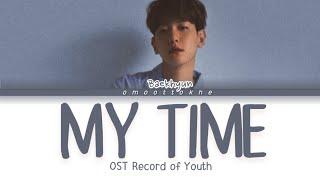 BAEKHYUN EXO (백현 엑소) - 'MY TIME' (내 시간) Record of yo…