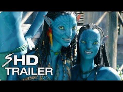 Avatar 2 -Teaser Trailer #1 Concept (2020)