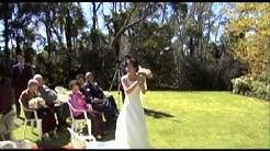 Napier wedding video II