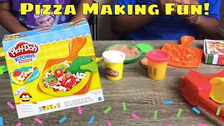 Play-Doh Kitchen Creations Unboxing! | Fun Children's Youtube Videos | Fun Family Kids Channel