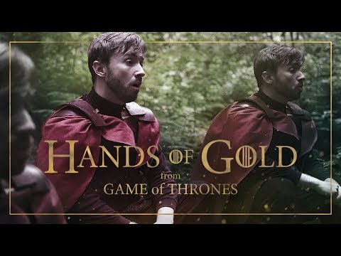 Hands of Gold - Ed Sheeran - Peter Hollens (Extended Cover)