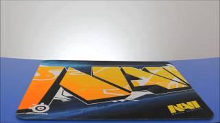 Игровая поверхность Steelseries Qck. Купить игровой коврик для мышки.