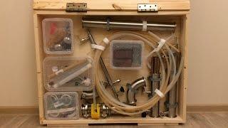 Сундучок винокура или изготавливаем ящик для хранения БК