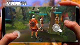 SAIU MELHORES jogos NOVOS para ANDROID E IOS 2019 *New Mobile Games*