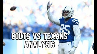 Colts vs Texans Analysis: Colts AFC South Leaders