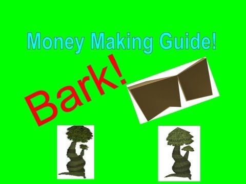 Runescape: Money Making Guide! Bark! 500k-1m an hour! After EOC.