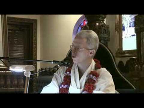 Lecture - Mukunda Datta das - Janmastami