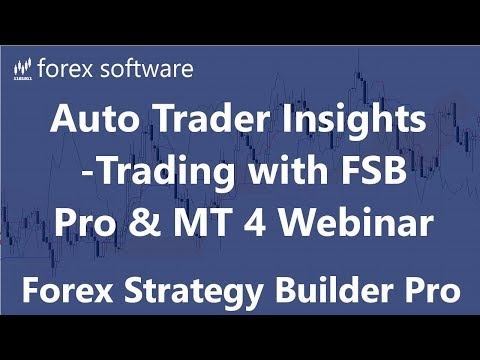 Auto Trader Insights - Trading with Forex Strategy Builder Professional and MetaTrader 4