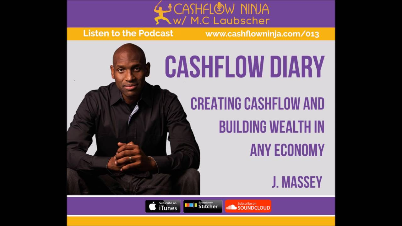013: J. Massey: Cashflow Diary, Creating Cashflow and Building Wealth in Any Economy