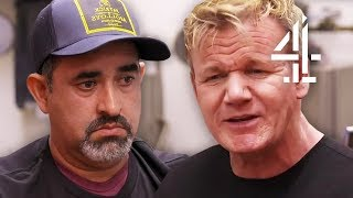 Ramsay CONVINCES Head Chef to Stay!! | Ramsay's 24 Hours to Hell and Back