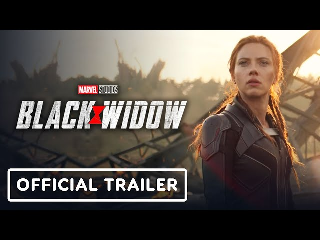 Marvel's Black Widow - Official Trailer (2021) Scarlett Johansson, Florence Pugh, David Harbour